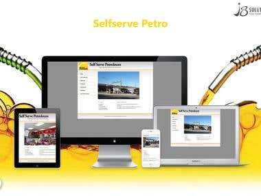 Website Development :- Self Serve Petroleum (.Net)