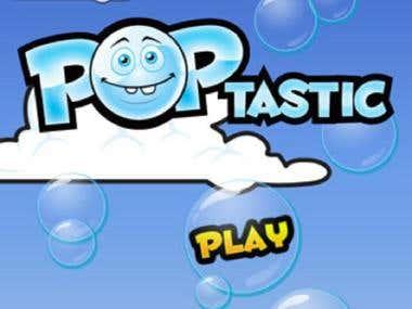 POPtastic 2D Game