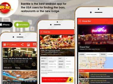 BarrMe App
