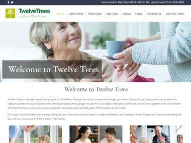 Twelve Trees Care Home