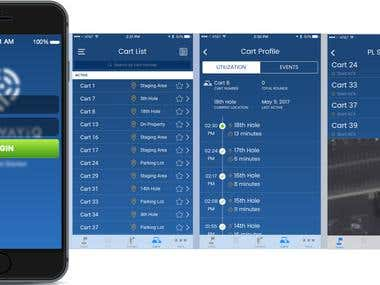 GPS_tracking app