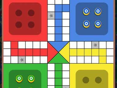 Ludo Star Game With Multiplayer Functionalities and chat