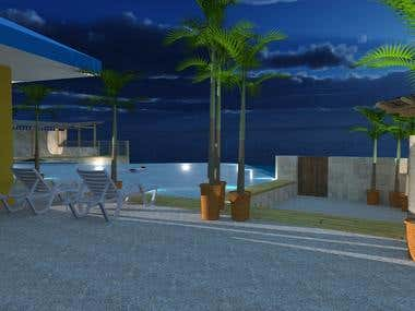 Outdoor Rendering
