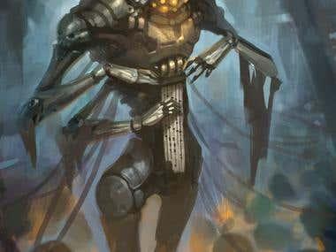 Cyber necromancer