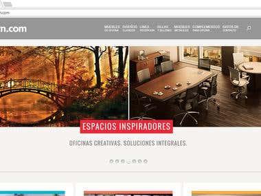 http://www.materyn.com/muebles-de-oficina Carrito de compras