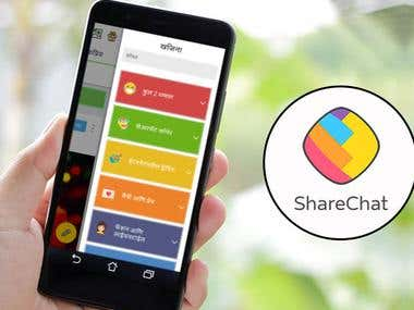 Sharechat Android App