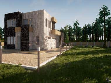 Countryhouse Interactive (built project)