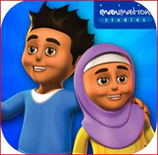 Ali and Sumaya: Let's Pray!