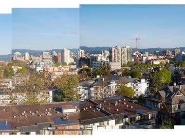 Image Stitching | Panorama