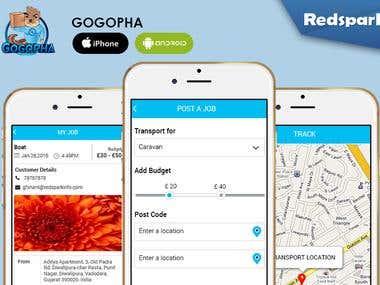 GoGoPha App
