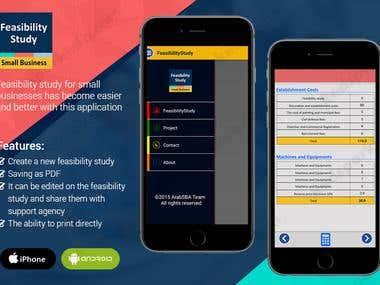 Feasibility Study App