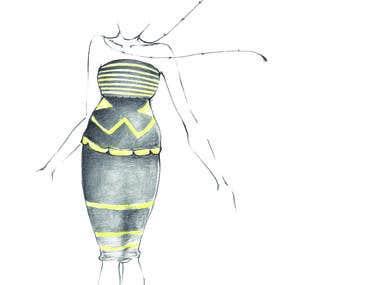 Fashion Illustrations / Series
