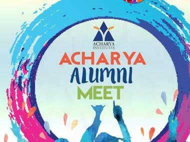 Alumni Invite