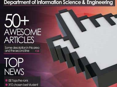 Departmental Magazine's Cover