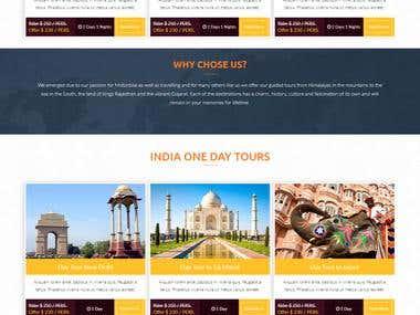 Traverse India