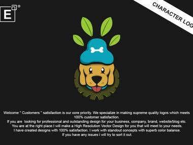 Character Logo / Mascot