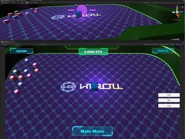 Game UI change and 3D modeling