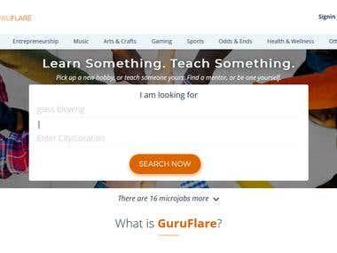 GuruFlare-Learn Something| Teach Something|