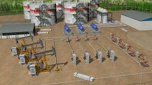 Multi-Well Pad Solution for Oil and Gas Production