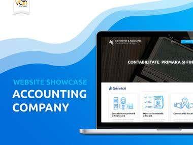 Accounting Company Website