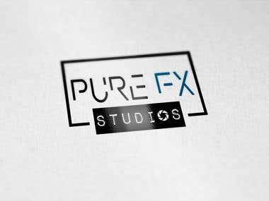 Pure fx logo