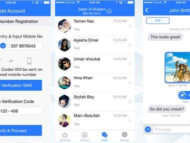 Social Chat App