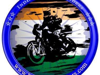 Indian Royal Riders logo