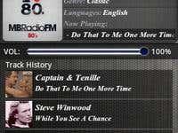 MBRadio.fm (Shoutcast player)