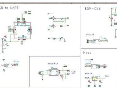ESP-32 project