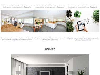 HomeDecorzz Website