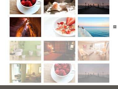 Hotel Responsive Website