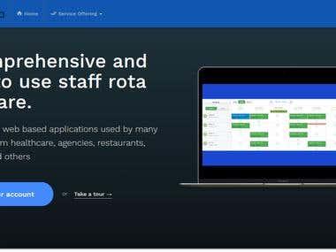 IstaffRota : an easy to use staff rota software