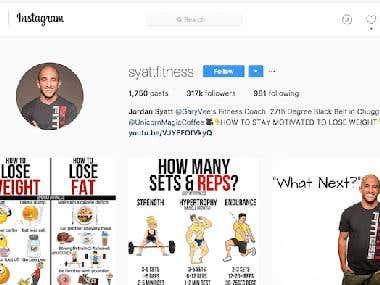 Instagram marketing & management