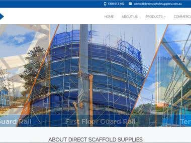 Direct Scaffold Supplier