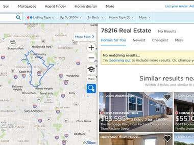 Real Estate Tasks