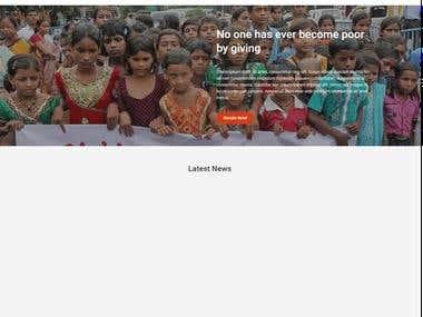 Moksa Foundation Website