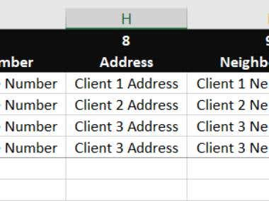 Import .CSV into Excel