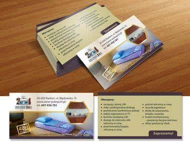Wizytówka / Businesscard