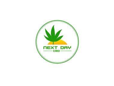 Logo for a cannabis company