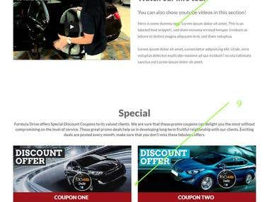 Car Rent services: Dubai