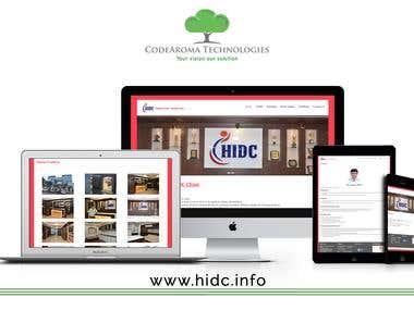 HIDC - Website Development