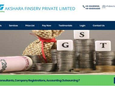 Aksara finsery private limited