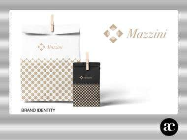 Brand Identity Mazzini