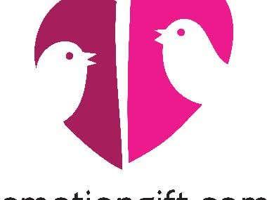 """Logo for """"https://www.emotiongift.com/"""""""