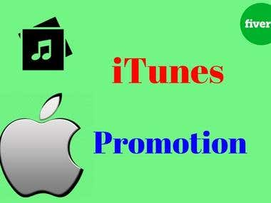 Viral iTunes Promotion
