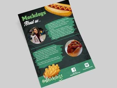 Mockdogs Flyer