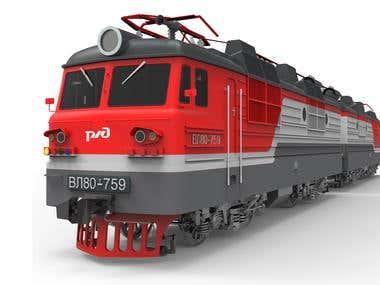 Train VL80