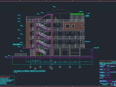 Planimetría Arquitectonica