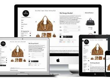 Cartsy - eCommerce WordPress Theme