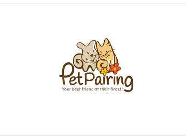 Pet Pairing Logo Design